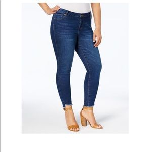 Kut from the Kloth Connie ankle skinny jeans NWT